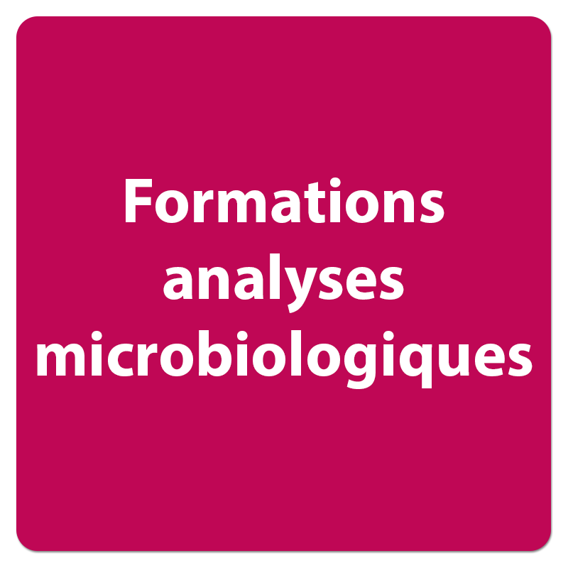 formations analyses microbiologiques.