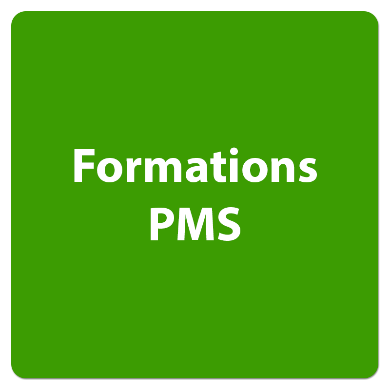 formations pms