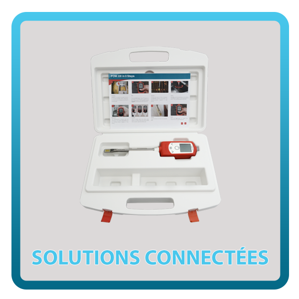 solutions connectees